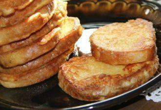 Такой рецепт сырных гренок- вы не забудете никогда!