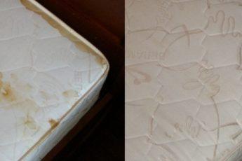 Как идеально почистить матрас в домашних условиях