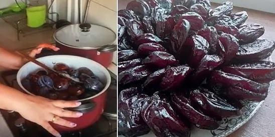 Рецепт приготовления полезных и вкусных цукатов из слив 1