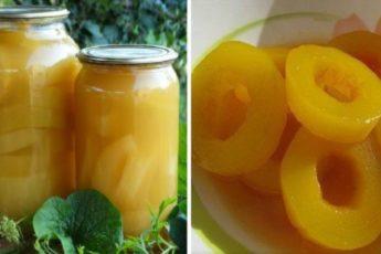 Сладкие ананасы из кабачков. Никто не отличает от настоящих 1