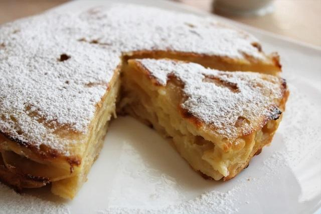 Больше никогда не буду печь шарлотку: нашла идеальный рецепт яблочного пирога 1