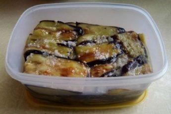 Как моя бабушка готовила вкуснейшую закуску из баклажан, которую мой муж называет «Язычки» 1