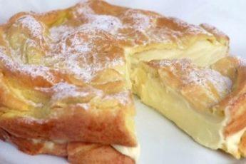 Польский рецепт восхитительного торта, который буквально тает во рту, а готовится из простых продуктов 1