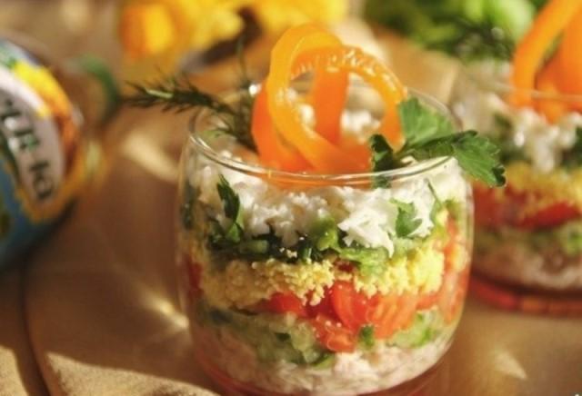 Пять вкусных фитнес-салатов для плоского живота 10