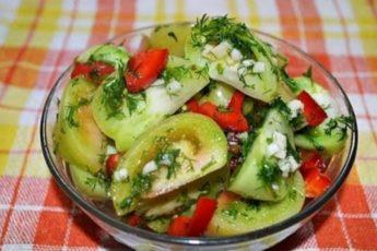 Рецепт вкусных, тверденьких маринованных помидор дольками на зиму 1