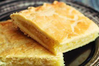 Наивкуснейший лимонный пирог 1