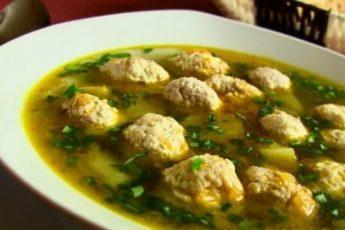 Невероятно ароматный суп с рисом и фрикадельками для будничных обедов или ужинов1