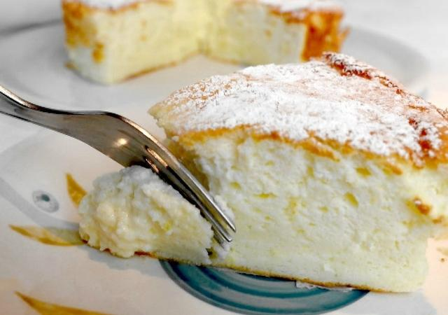 Потрясающий пирог на йогурте из 4-х яиц. Вкуснее шарлотки 1