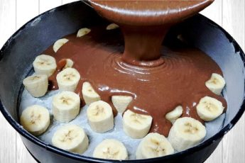 Простой рецепт нежного шоколадного пирога. Мой любимый рецепт 1