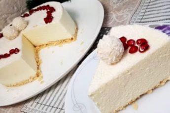 Рецепт восхитительного торта «Рафаэлло» без выпечки 1