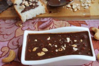Шоколадный десерт за 10 минут – постный аналог из трех ингредиентов 1