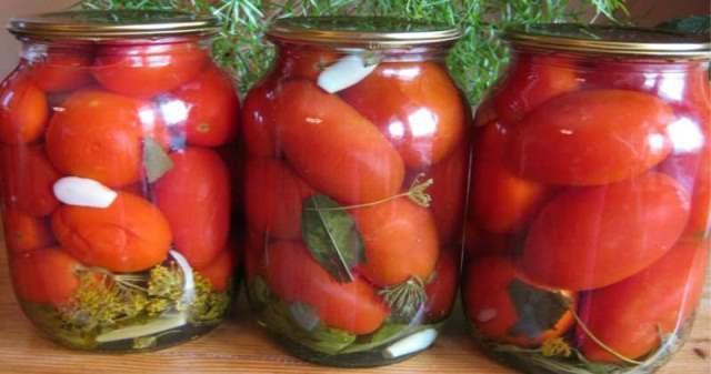 «Царские» помидорки: сладкие, без уксуса, хочется еще и еще 1