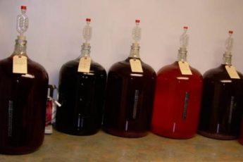 Домашнее вино из… старого никому не нужного варенья 1