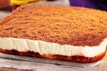 Самый вкусный торт с молочным кремом. Пальчики оближешь!