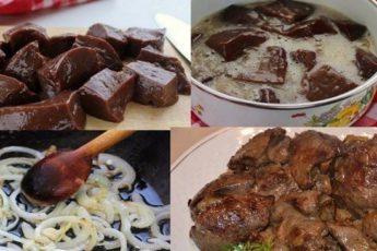 Шикарный рецепт приготовления печени
