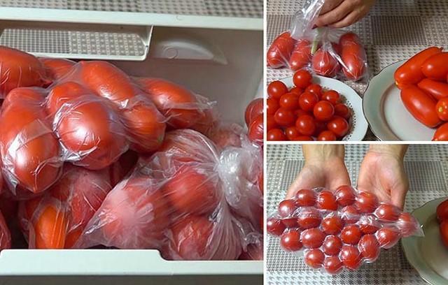 Удивительно полезный совет, как хранить томаты круглый год 1